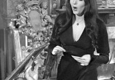 Morticia and Thing –