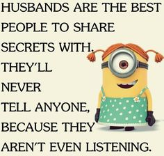Husbands are the best