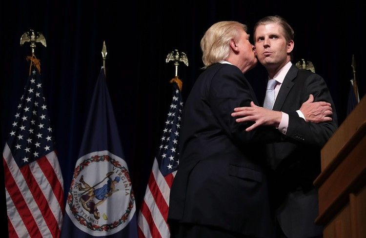 14 Eric Trump Quotes That Show Exactly How He Feels About POTUS As A…