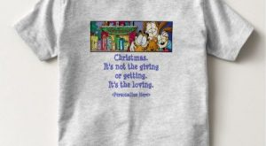 "Garfield Logobox Loving Holidays Kid's T-Shirt #garfield ""> #garfield #cartooncats ""> #cartooncats"