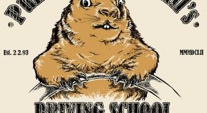 Groundhog Driving School