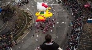 Guide To Macy's Thanksgiving Day Parade