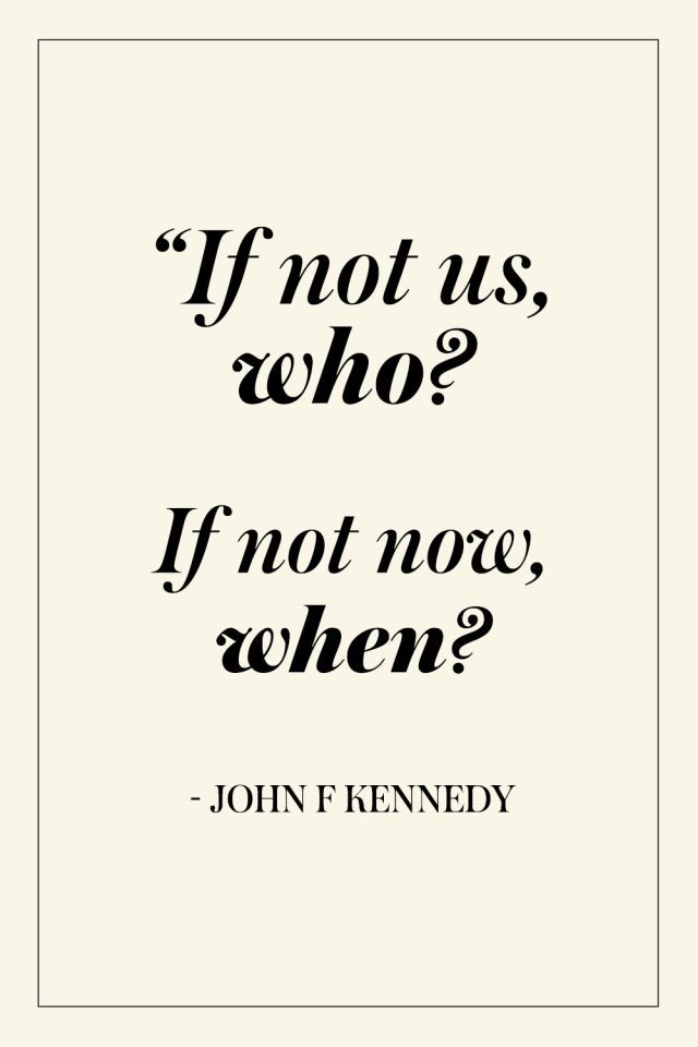 The Best JFK Quotes Of All Time –