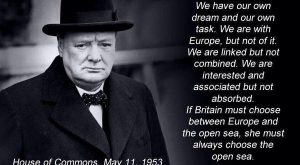 "How a Churchill quote was ""stitched up"" to support Brexit 