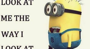 Wednesday Minions Funny quotes