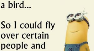 Wednesday Minions Funny quotes (08:31:41 AM, Wednesday 09, December 2015 PST) – 10 pics