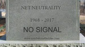 NO SIGNAL – net neutrality