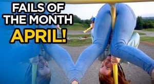 APRIL FOOLS! Ultimate Best Fails of the Month April 2018!