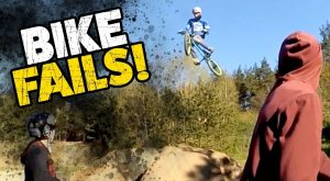 EPIC BIKE FAILS | Funny Fail Compilation | OCTOBER 2018