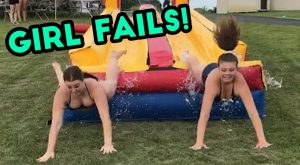 THE BEST GIRL FAILS OF 2018 | Funny Fail Compilation