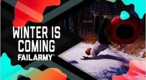 Winter is Coming: Snow Fails (October 2018)   FailArmy