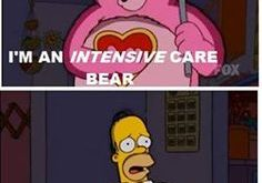 The intensive care b