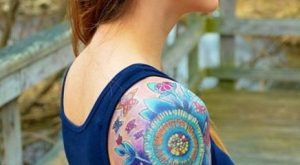 arm tattoo designs for girls 27