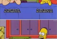 The Simpsons. So tru