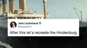 Titanic II is going to set sail in 2022. What could go wrong?