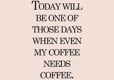 Yes it will! ️ Happy Monday! Monday quote! Funny quotes. Inspirational quotes