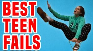 Best Teen Fails | Funny Fail Compilation
