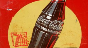 Coca Cola Vinatge Advertising 130