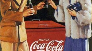 Coca Cola Vinatge Advertising 147