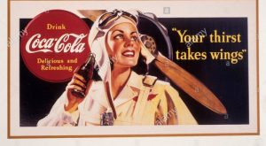 Coca Cola Vinatge Advertising 151