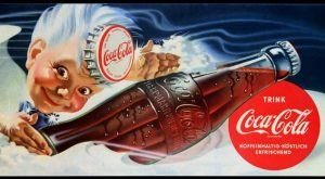 Coca Cola Vinatge Advertising 87