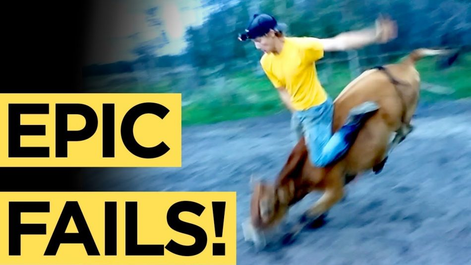 EPIC FAILS | Rodeo Girl gets BUCKED UP | The Best Fails | Funny Compilation March 2018