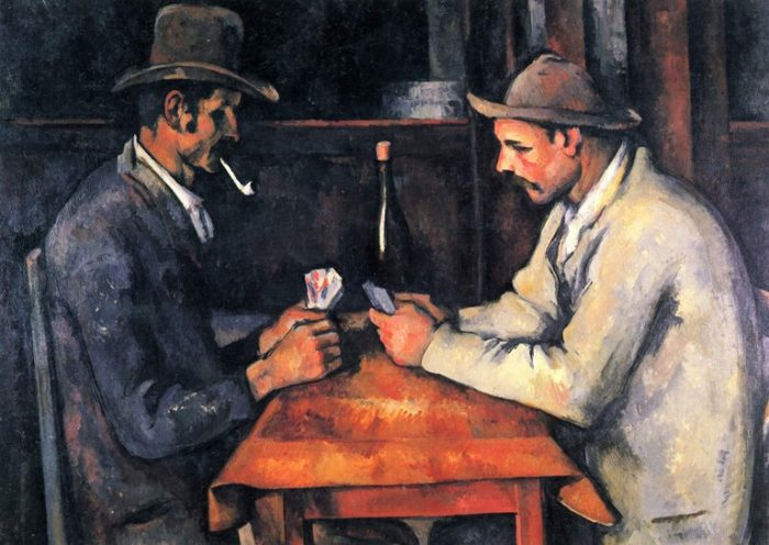 The Card Players – $275 million