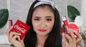 COCA-COLA MAKEUP?! GIMIK LANG ATA TO EH