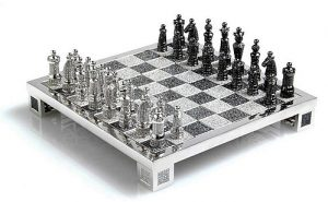$9.8 Million Chess Set