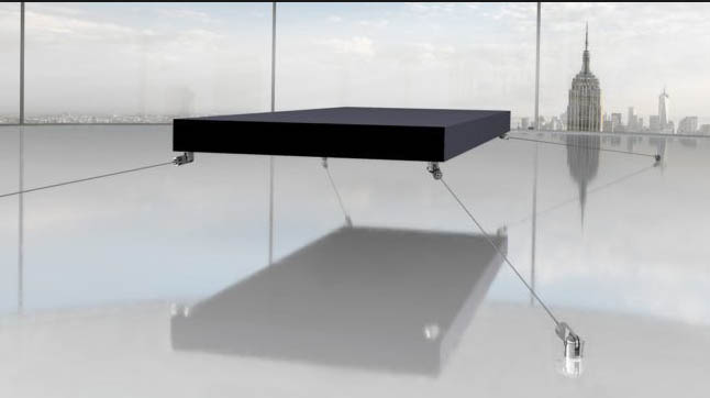 Magnetic Floating Bed – $1.6 million