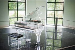 Crystal Piano – $3.2 million