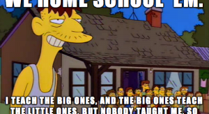 simpsons cletus on home schooling 134139
