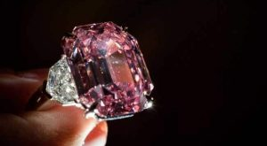 The Graff Pink Diamond – $46 million