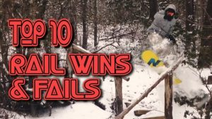 Top 10 Rail Wins and Fails || LPE360