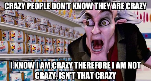 Totally Crazy People