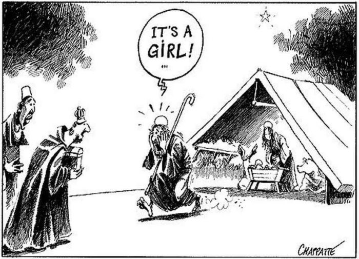 Its a Girl…