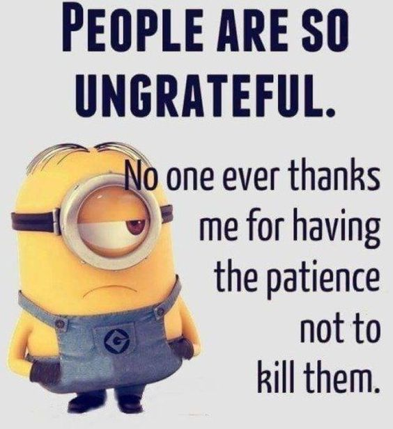 Funny Minion Quote – Fit for Fun