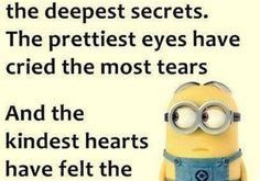 Hilarious Quote from Minions