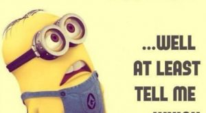 Top Funny Minion Meme
