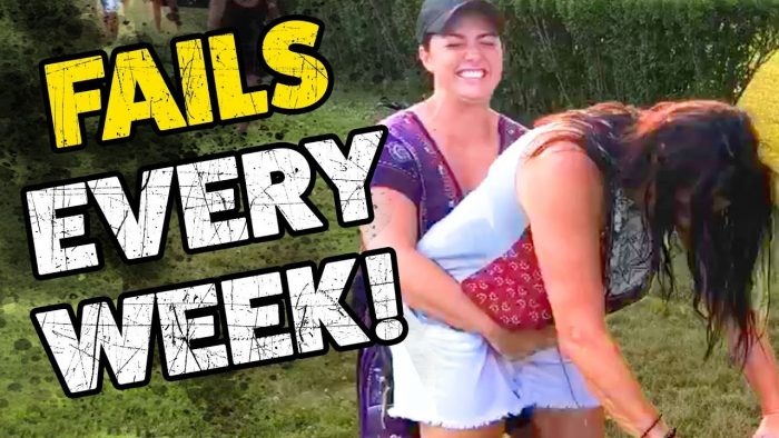 FAILS EVERY WEEK #1   Funny Fail Compilation   March 2019