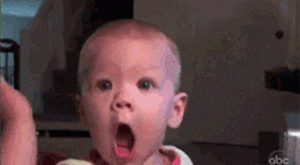 GIFS of Babies Going Totally Crazy 14 gifs Izismile