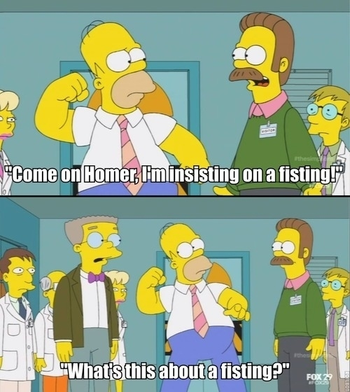 One of my favorite Simpsons quotes oh Smithers