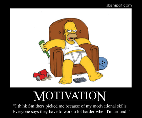 Inspirational Quotes From The Simpsons