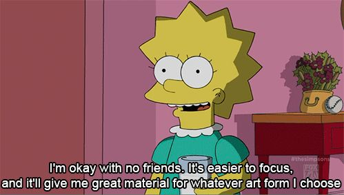 Lisa Simpson Quotes