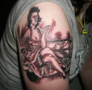 bad pinup worst bad tattoos fail