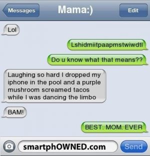 Hilarious Funny Texts and messages clean dunk1