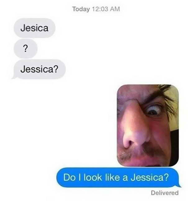 Funniest and Wittiest Replies to Wrong Number