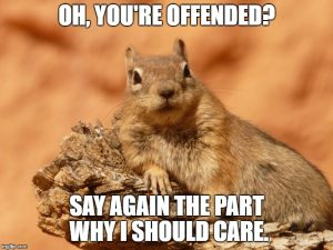 Squirrels with funny caption 3