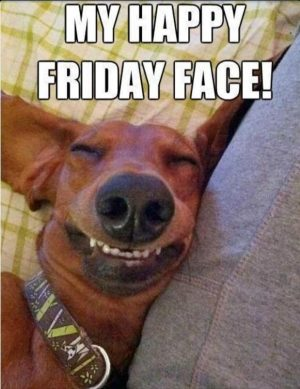 funny friday faces