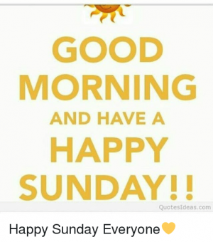good morning and have a happy sunday quotes ideas com happy 13271091
